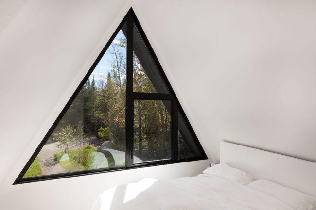 Рулонные шторы для нестандартных окон