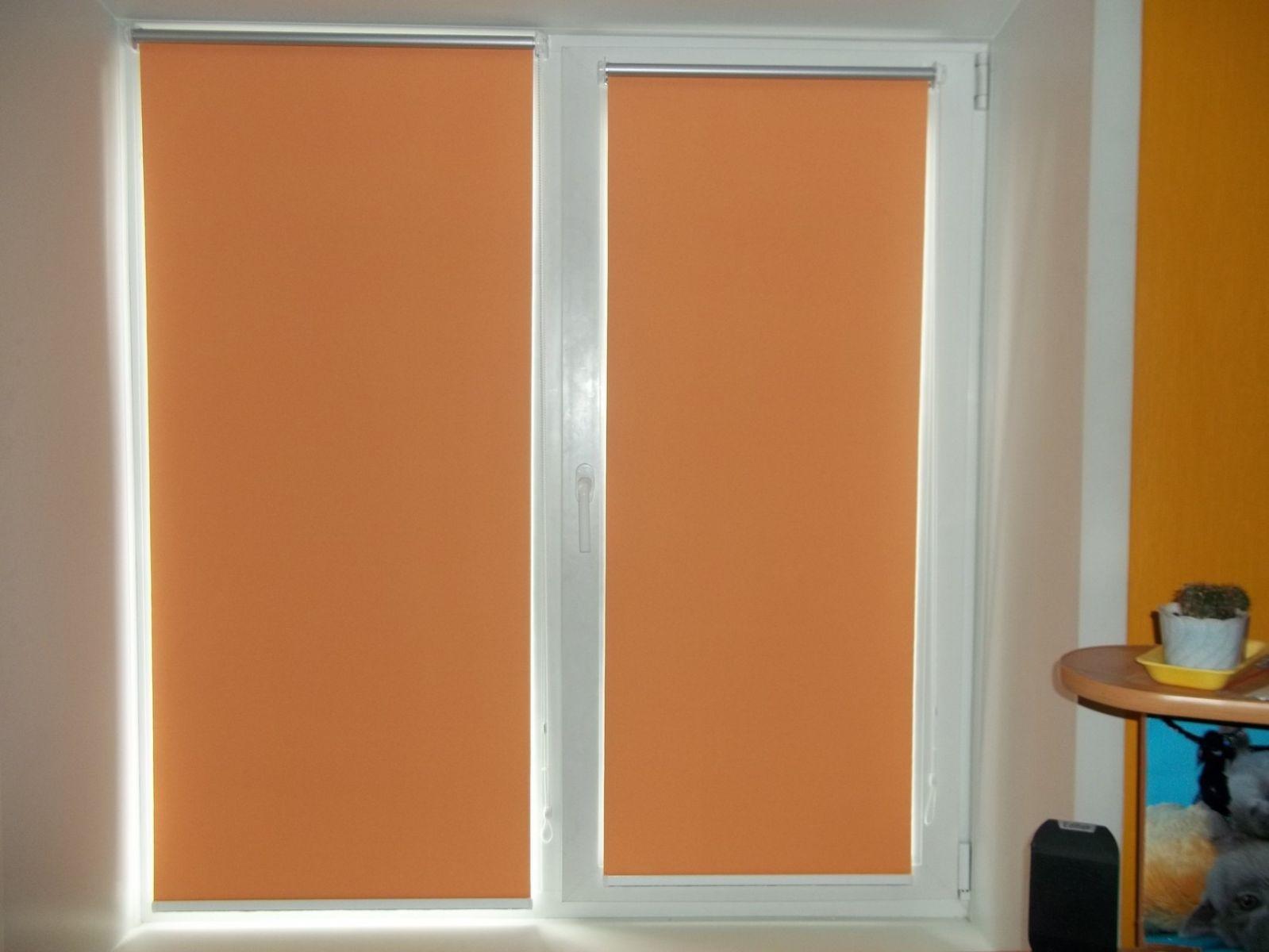 Кассетные светоотражающие рулонные шторы