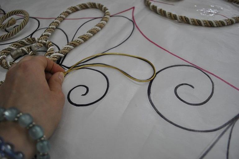 Декоративный шнур