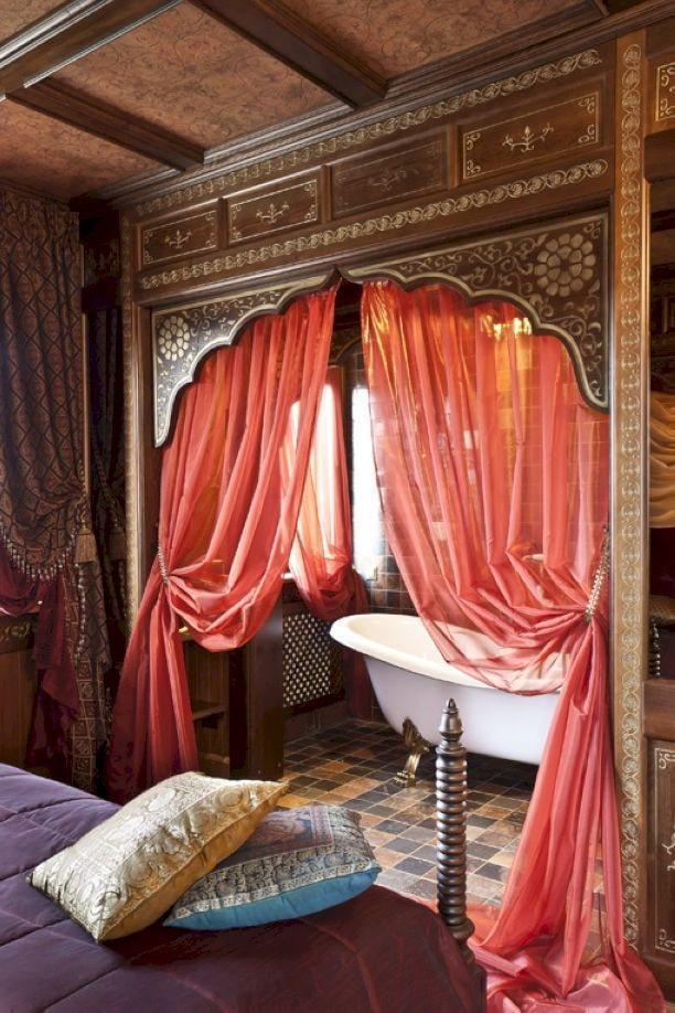 Арабские шторы