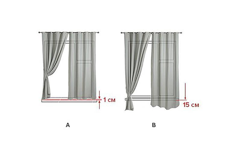 Подбор длины