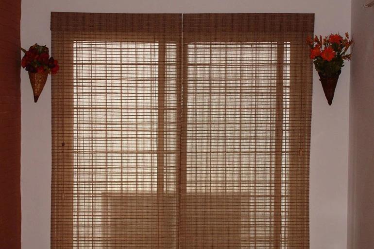 Разновидности бамбуковых штор