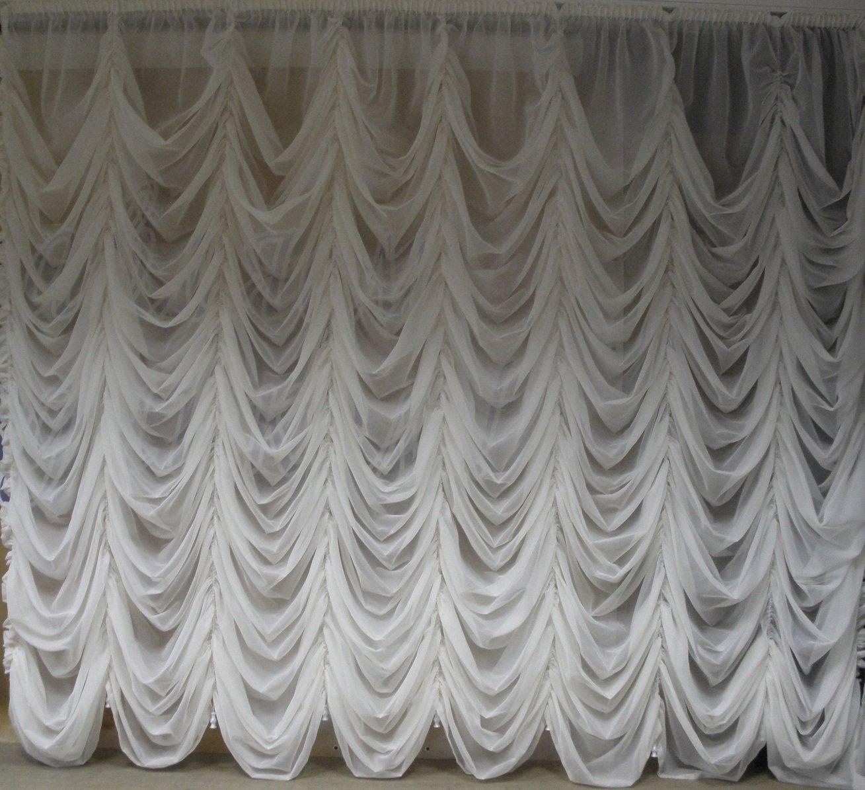 Звукопоглощающие шторы французские