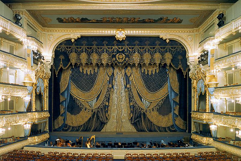 Мариинском театре