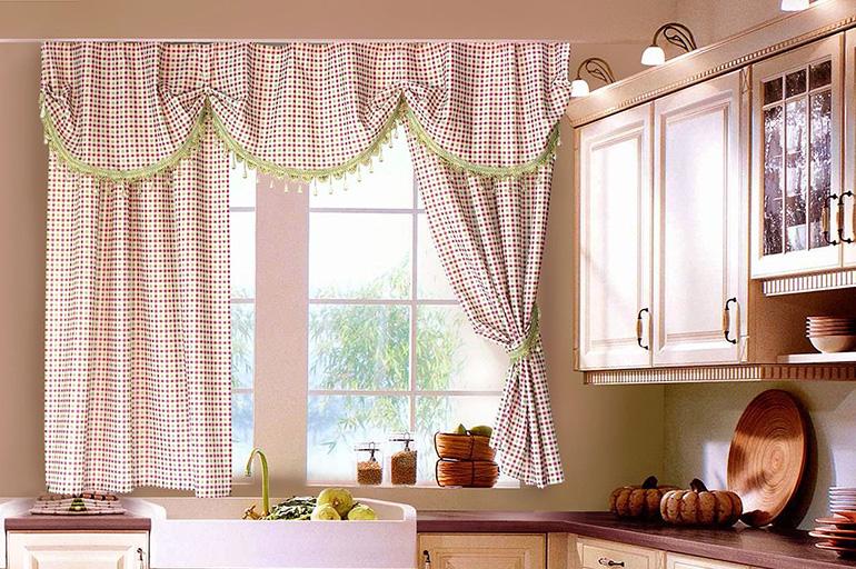 Функции кухонных штор