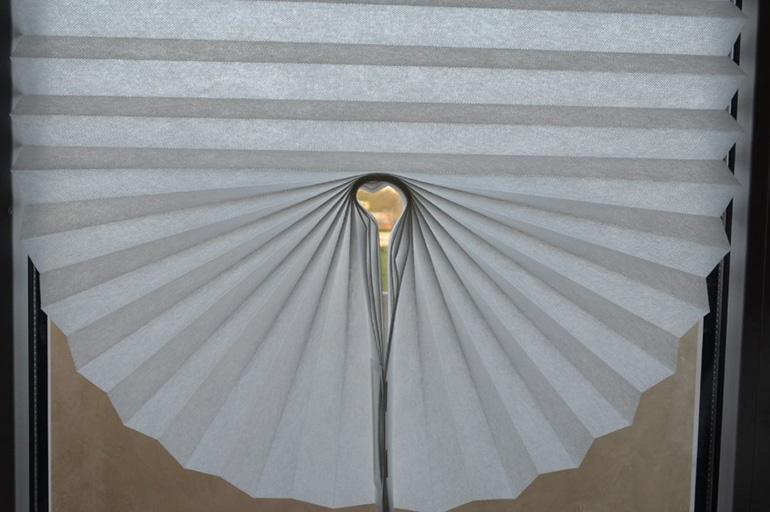 Изготовление веерных жалюзи