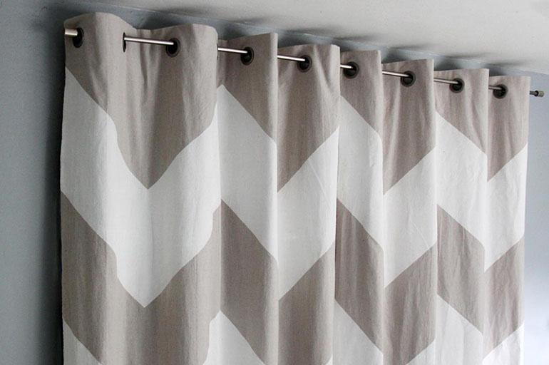 Подходящие шторы